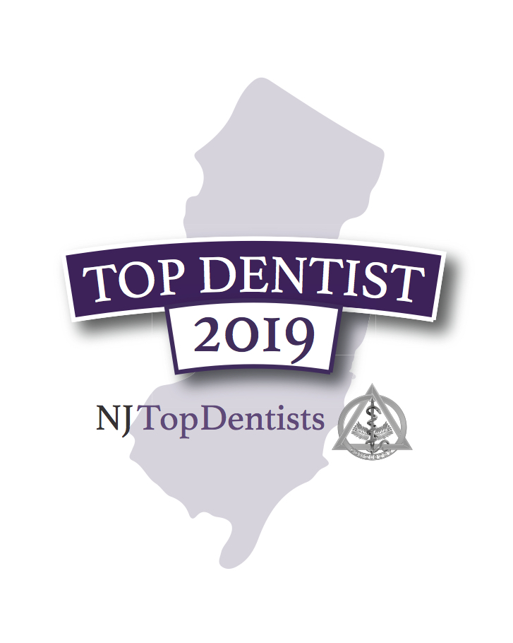 New Jersey Dentist Badge 2019